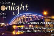 Lieber länger einkaufen: Moonlight-Shopping in Rinteln am 21.11.2014 bis 22 Uhr