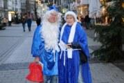"""Kinder brauchen beide Eltern: """"Blaue Weihnachtsmänner"""" kommen nach Rinteln"""