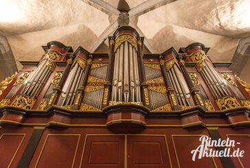 20 Jahre Orgelerweiterung in St. Nikolai mit besonderen Gottesdiensten