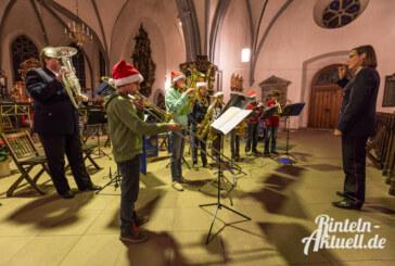 Blasorchester der Feuerwehr Rinteln: Adventskonzert mit Niveau, Emotionen – und einer Überraschung!