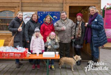 """Leckeres für einen guten Zweck: Mehrgenerationen-Keksverkauf bringt """"Stiftung für Rinteln"""" 150 Euro"""