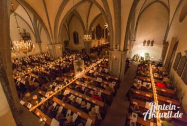 Offenes Singen zum Advent in der St. Nikolai-Kirche Rinteln