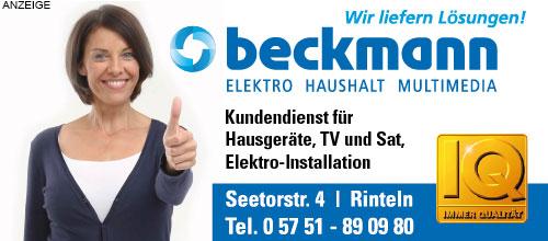 Beckmann Elektro