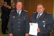 Jahreshauptversammlung der Feuerwehr Hohenrode