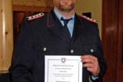 Jahreshauptversammlung der Feuerwehr Krankenhagen