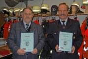 Jahreshauptversammlung der Feuerwehr Volksen