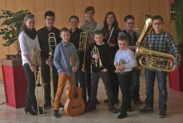 Jugend musiziert: 13 Preise für Schülerinnen und Schüler der KJMS