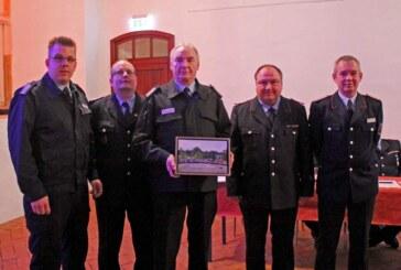 Arbeitsreiches Jahr für Umweltschutzeinheit der Kreisfeuerwehr Schaumburg: Jahrestreffen im Kloster Möllenbeck