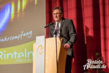 Ein Kessel Buntes: Neujahrsempfang der Stadt Rinteln mit Ausblick auf 2015
