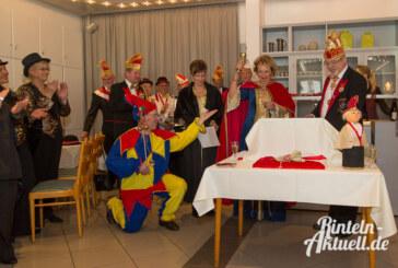 Männerquote: Rintelner Carnevalsverein mit neuem Dreigestirn