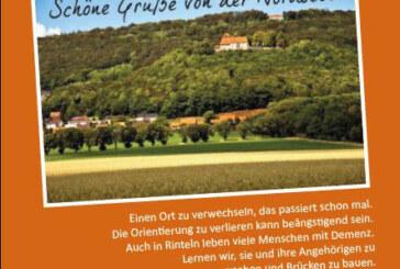 """Neue Auflage der Broschüre """"Leben mit Demenz in der Stadt Rinteln"""""""