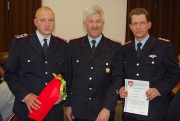 Jahreshauptversammlung der Feuerwehr Ahe