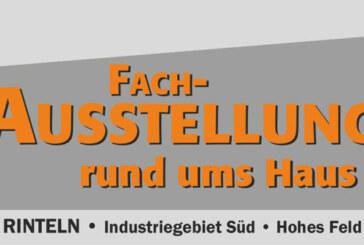 """Fachausstellung """"Rund ums Haus"""" der Firmen Lohmann, Steding Bauunternehmen, Metallbau Hausmann und Eckel Versorgungstechnik"""