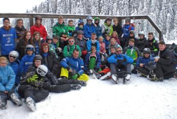 Schüler auf Skipisten in Südtirol: Hildburgschule Rinteln und Oberschule Hessisch-Oldendorf beim gemeinsamen Skikurs