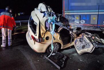 Tödlicher Unfall auf A2-Parkplatz Bernser Kirchweg