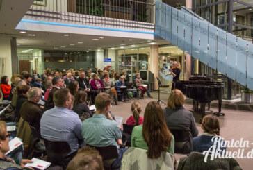 Musik beschwingt, Musik verbindet: Preisträgerkonzert der KJMS im Forum der Sparkasse