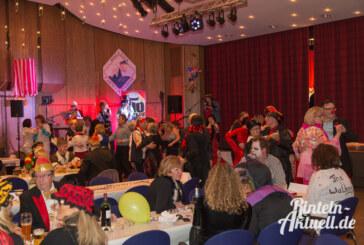 Karnevalsparty der Herzen: RCV feiert im Brückentorsaal