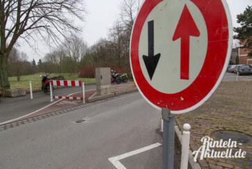 Die Drift: Bis zur Sanierung Einbau mobiler Verkehrshindernisse