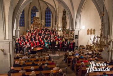 Rinteln: Gospelworkshop Abschlusskonzert 2020 mit Jan Meyer, Kantor der Gospelkirche Hannover