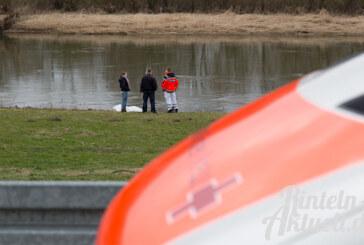 Leiche in der Weser bei Kohlenstädt entdeckt