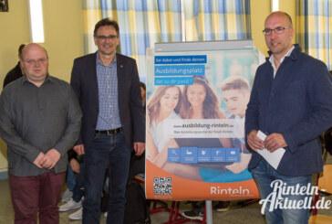 Online zum Job: Neues Ausbildungsportal der Stadt Rinteln vorgestellt