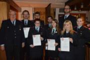 Jahreshauptversammlung der Feuerwehr Friedrichswald