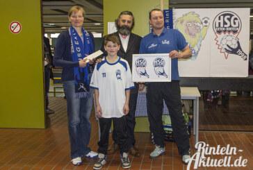 Neues Logo für Handballspieler der HSG Exten-Rinteln