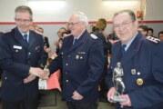 Jahreshauptversammlung der Feuerwehr Deckbergen
