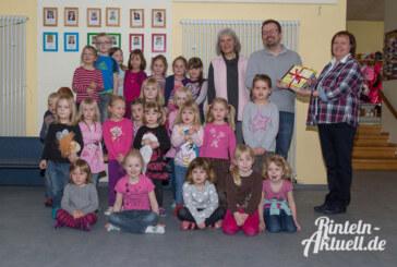 Sitzungsgelder als Spende für Kindergärten