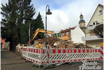 Wieder ein Fachwerkhaus in Rinteln abgerissen