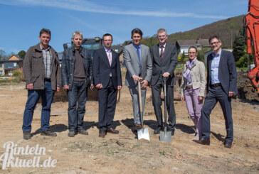Spatenstich am Bockskamp: Bauarbeiten beginnen