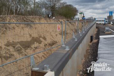 Drei Monate später: Entlastungsstraße Nord auf der Zielgeraden