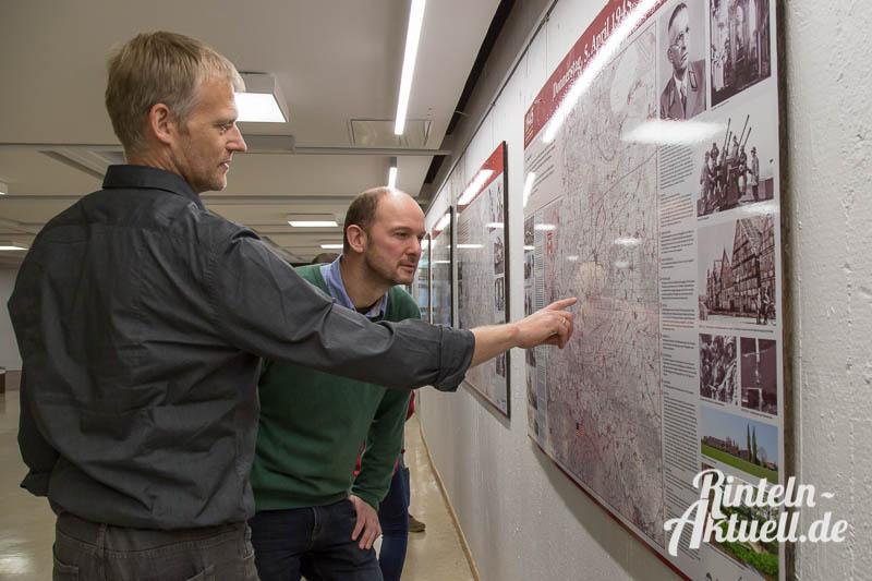 05 rintelnaktuell ausstellung gymnasium ernestinum 1945 weltkrieg geschichte historie