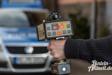Verkehrssicherheitswoche: Polizei Rinteln wird verstärkt kontrollieren