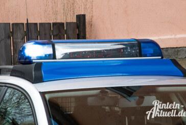 Aus dem Polizeibericht: Fiat mit falschen Kennzeichen, in Wohnwagen eingebrochen, Fahrraddiebstahl