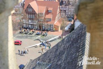 Rinteln mobil am Sonntag: Kirchplatz gesperrt