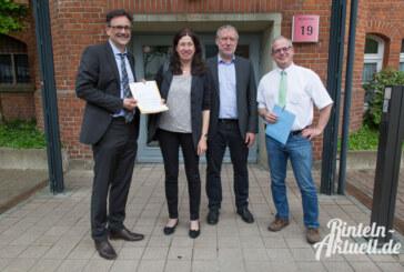 """""""Rintelner Staatsforst"""" in Dorferneuerungsprogramm aufgenommen"""