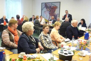 Ortsvereine des DRK Kreisverbands Schaumburg treffen sich in Rinteln