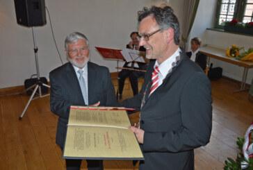 Reinhold-Tüxen-Preis 2015 an Prof. Dr. Hartmut Dierschke verliehen
