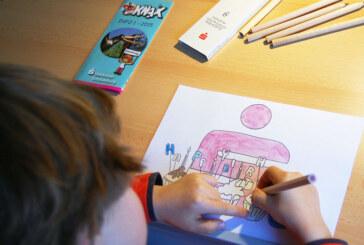 Kindermalwettbewerb der Sparkasse Schaumburg