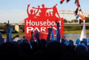 Am 26. Juni auf der Weser: Sparkassen Houseboat Party mit DJ Micha Moor