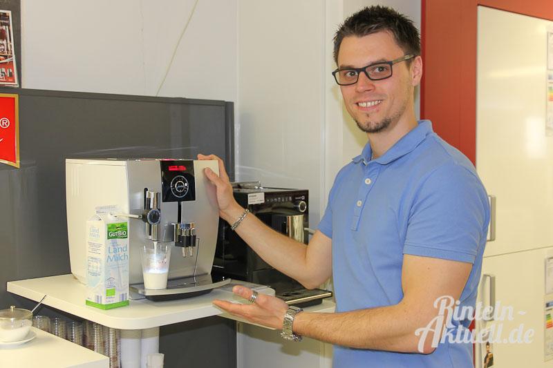 06 rintelnaktuell beckmann hausmesse fruehling kaffeemaschinen jura kaercher dampfreiniger spezialangebote
