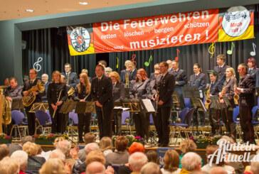 """""""Legenden"""" mit drei Zugaben: Pfingstkonzert des Feuerwehr Blasorchesters Rinteln (Feubori)"""