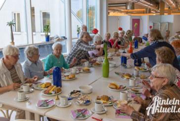 Ehrenamtliche feieren Jubiläum: 10 Jahre DRK Helferinnenfrühstück
