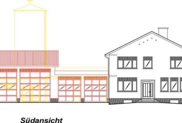 Erweiterung des Feuerwehrgerätehauses Möllenbeck