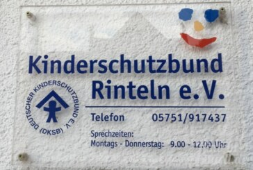 Kinderschutzbund Rinteln bietet jungen Menschen Platz für ein freiwilliges Jahr