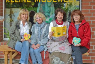 Rintelner Silvesterinitiative erhält 200 Euro Spende von Mobiler Biokiste und Hoffest bei Marions kleiner Modewelt