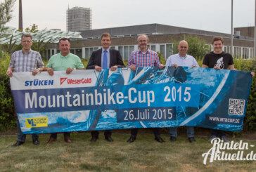 Stüken-Wesergold Mountainbike-Cup am 26.07.2015 in Rinteln