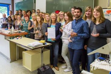 """""""Haus der kleinen Forscher"""": 23 Schüler der BBS Rinteln zertifiziert"""