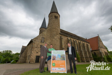 """Irish Folk Festival im Kloster Möllenbeck wird """"erwachsen"""""""